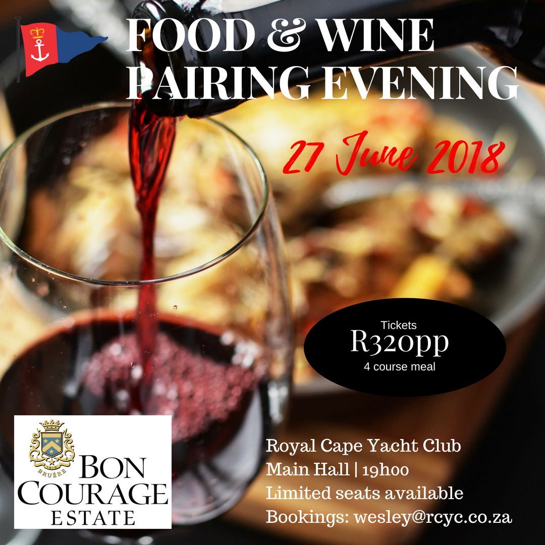 Food & Wine Pairing Evening