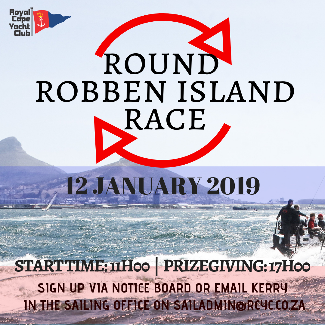 RRI Race 12th January 2019