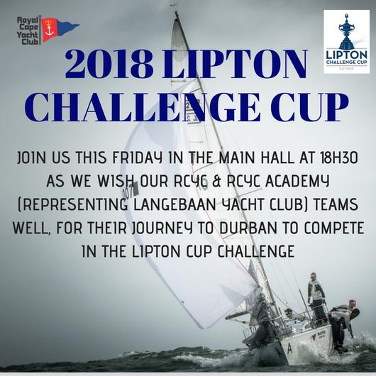 Lipton Challenge Cup 2018