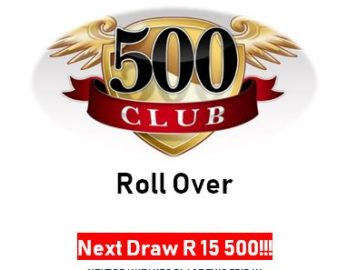 Lucky Draw – 3 August 2018