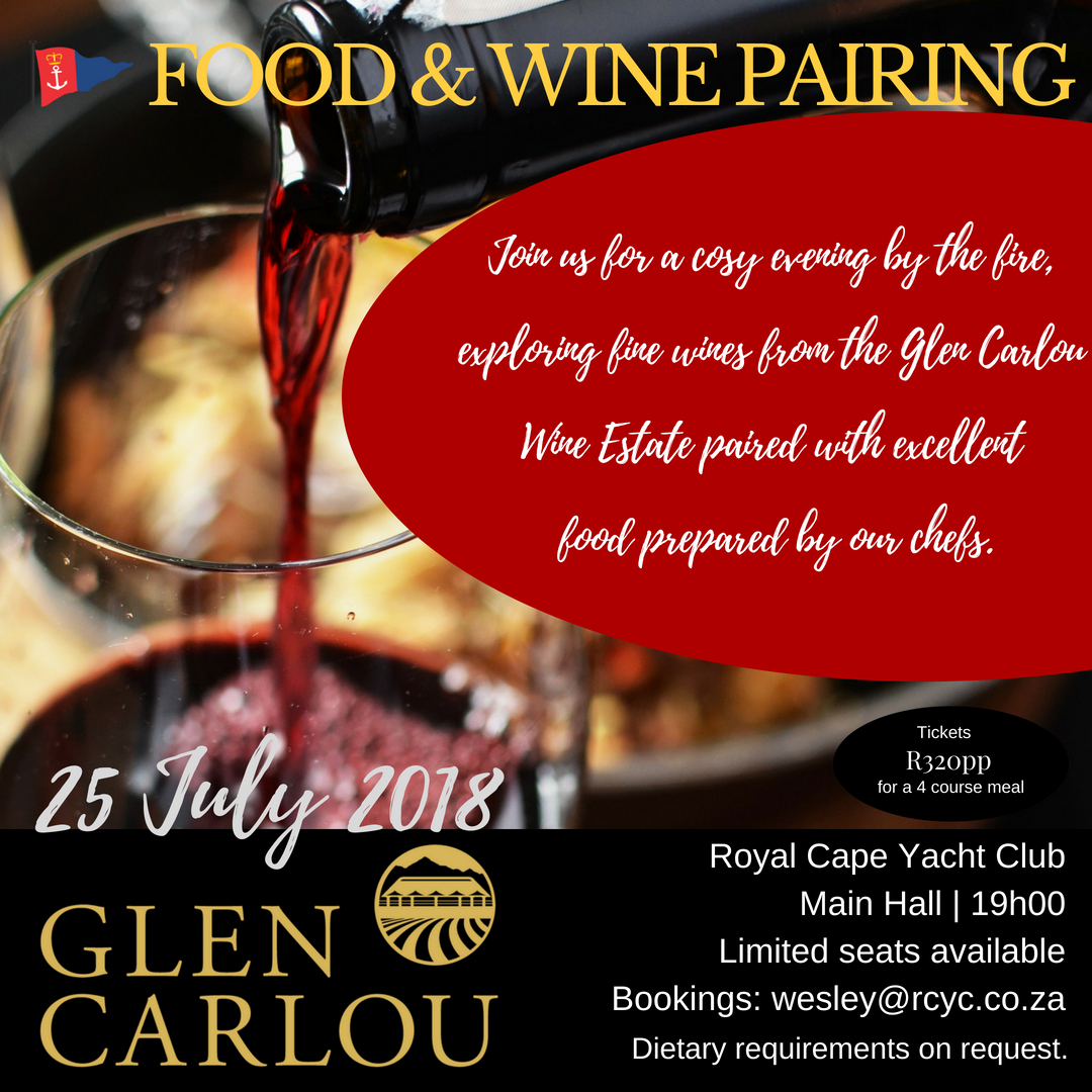 Food & Wine Evening