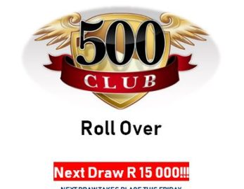 Lucky Draw – 27 July 2018