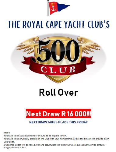 Lucky Draw – 10 August 2018