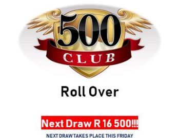 Lucky Draw – 17 August 2018
