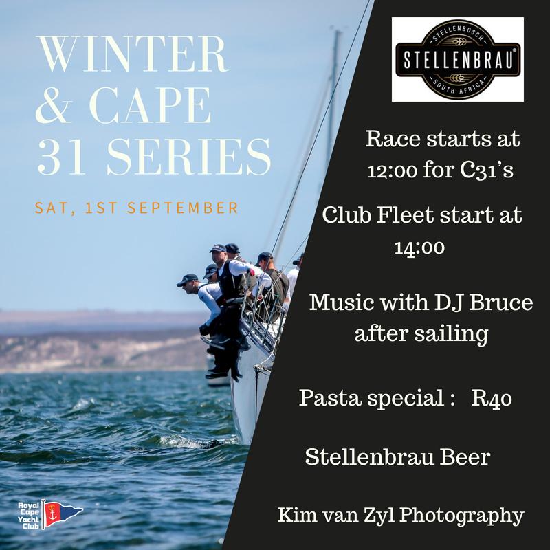 Club Winter & C31's Series 3