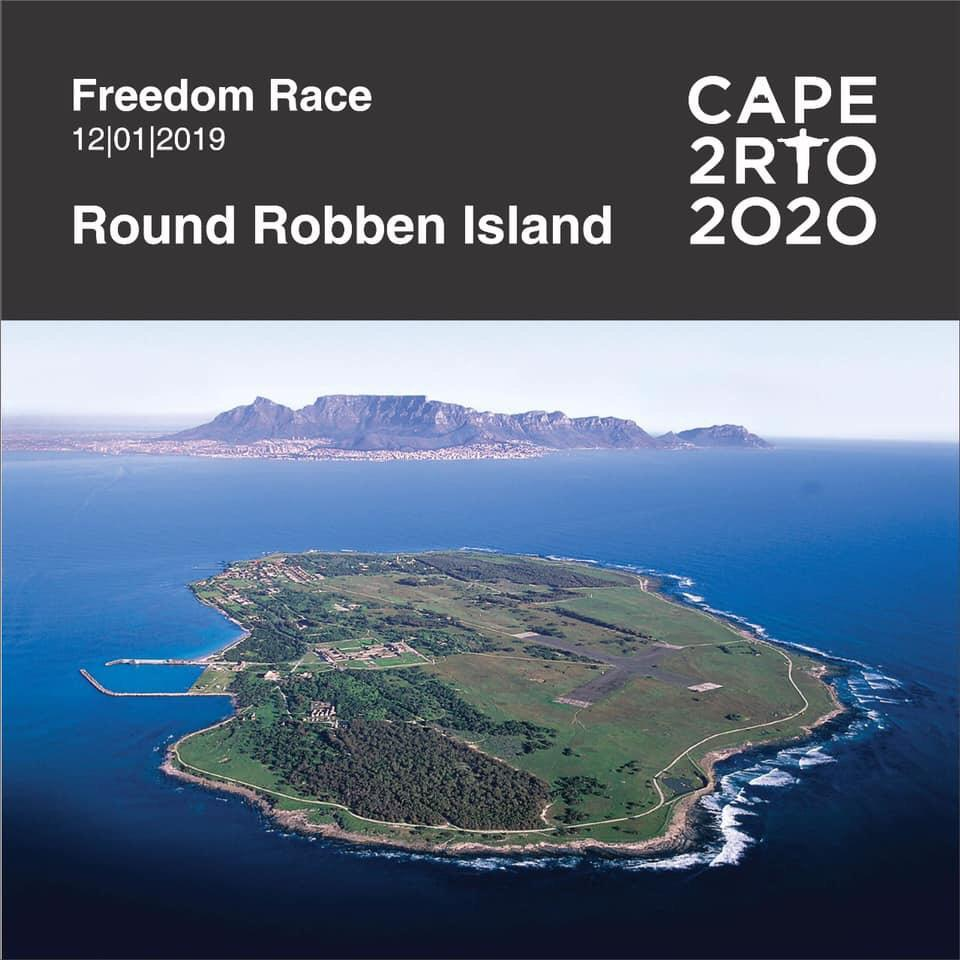 Freedom Round Robben Island Race 12 01 2019