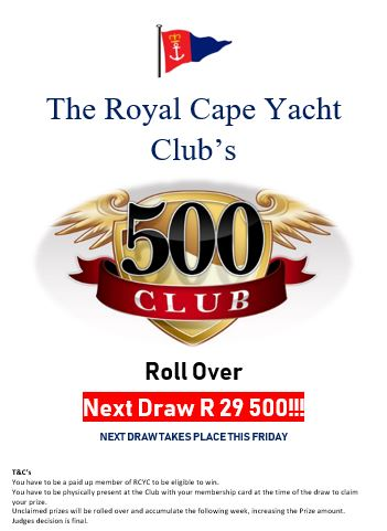 Lucky Draw – 15 February 2019