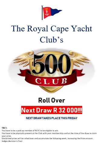 Lucky Draw – 29 March 2019