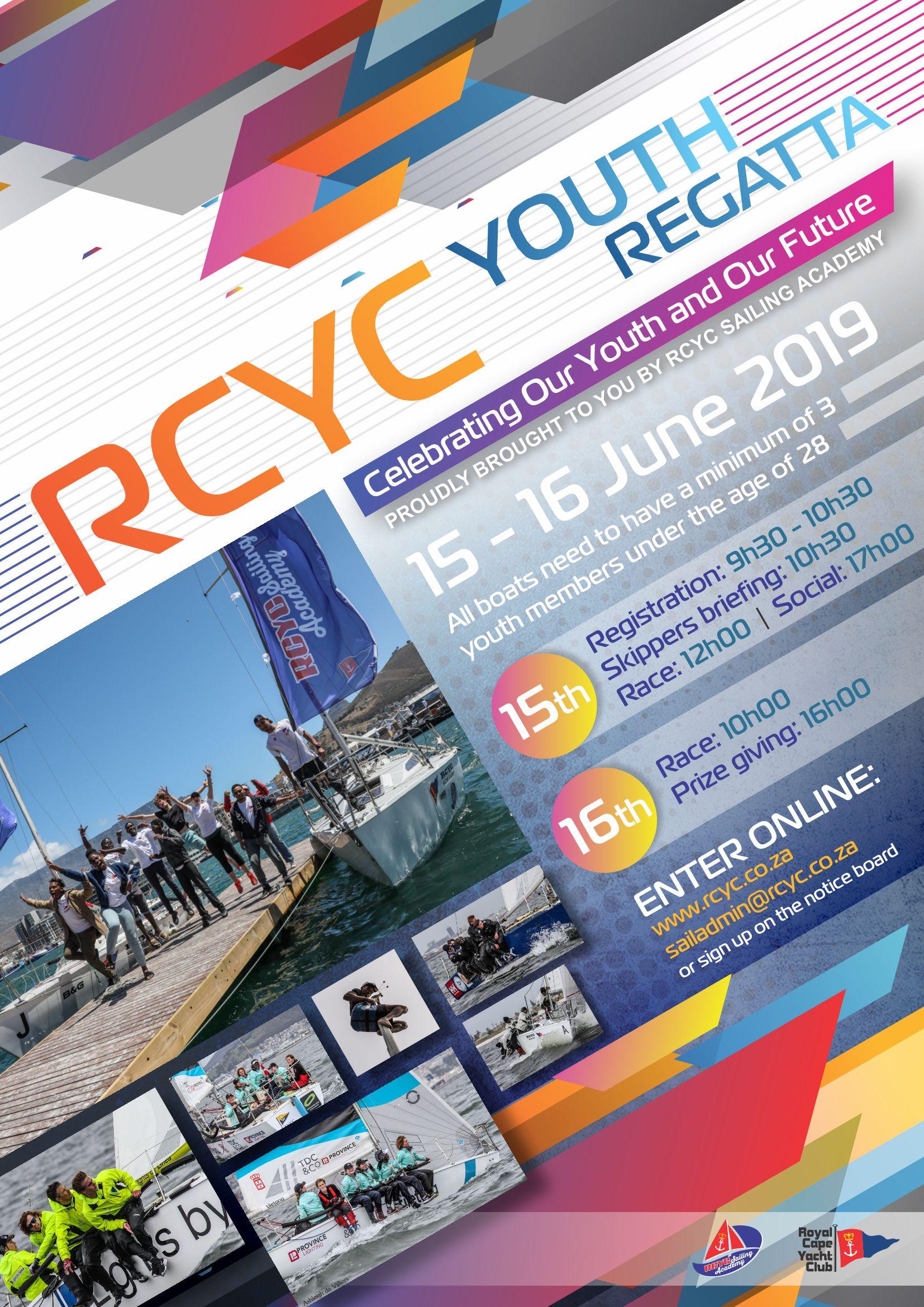 RCYC Youth Regatta