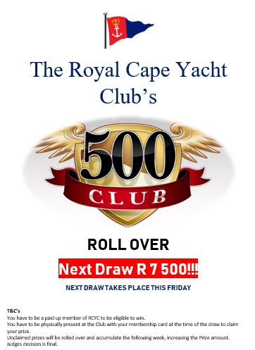 Lucky Draw – 31 May 2019