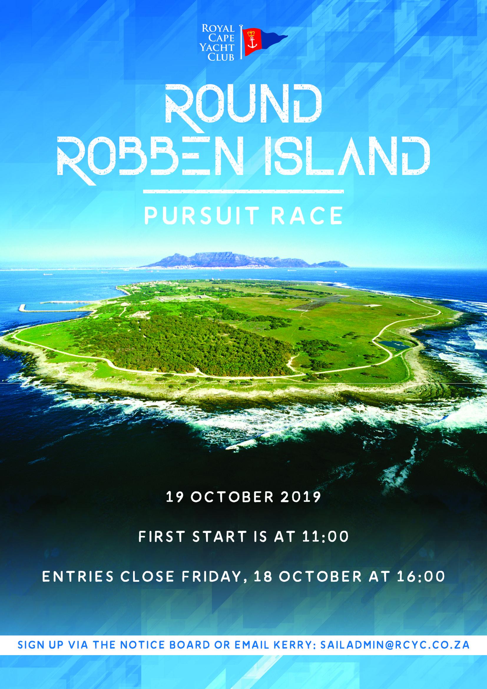 Round Robben Island Race