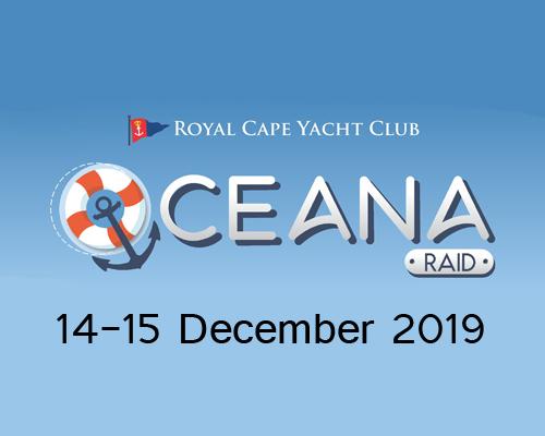 Cruising Event :  Oceana Raid  14-15th December