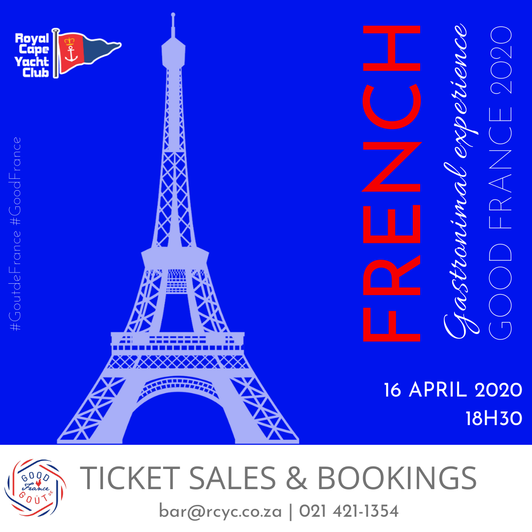 Good  France  – RCYC Participating In The 6th Edition – Postponed