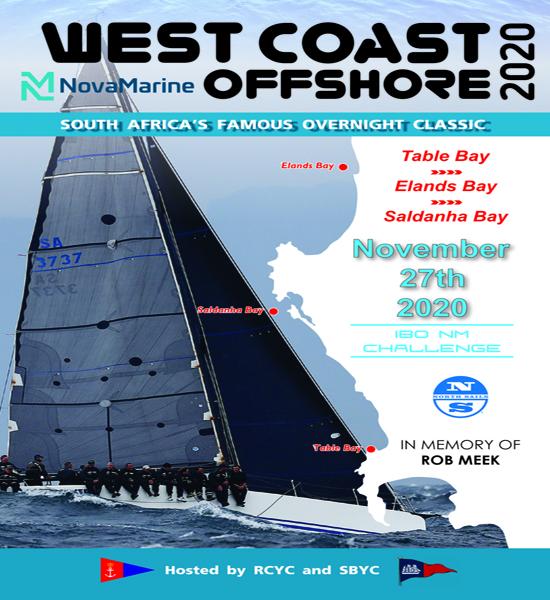Novamarine West Coast Offshore Race 2020