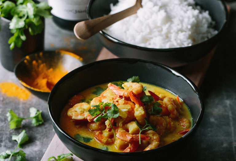 WHAT'S COOKING | CAPE MALAY SEAFOOD CURRY