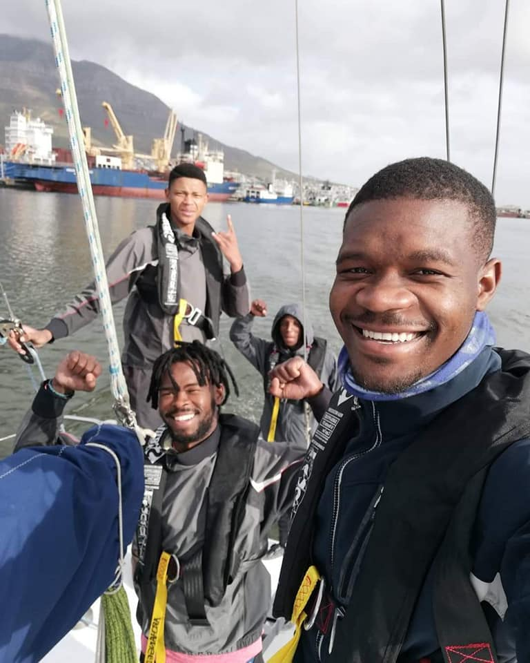 MEET THE RCYC SAILING ACADEMY STAFF
