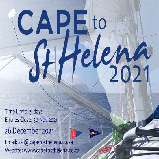 Cape To St Helena Race 2021