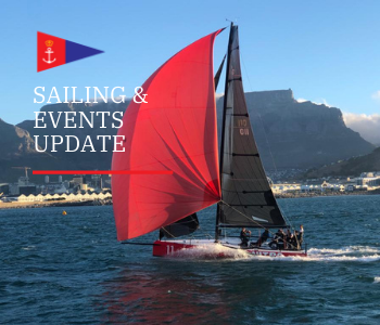 SAILING & EVENTS UPDATE