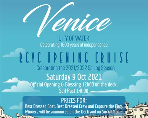 Opening Cruise