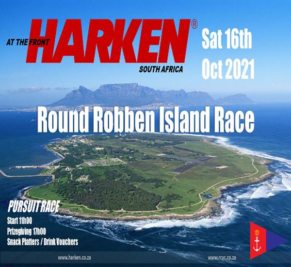 Harken Round Robben Island Race